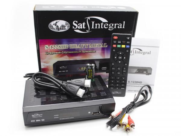 Наш совет Sat Integral S-1228 HD!
